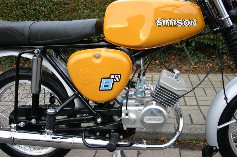 Originale Aufkleber S50b1 Saftgrün Simson Moped Forum
